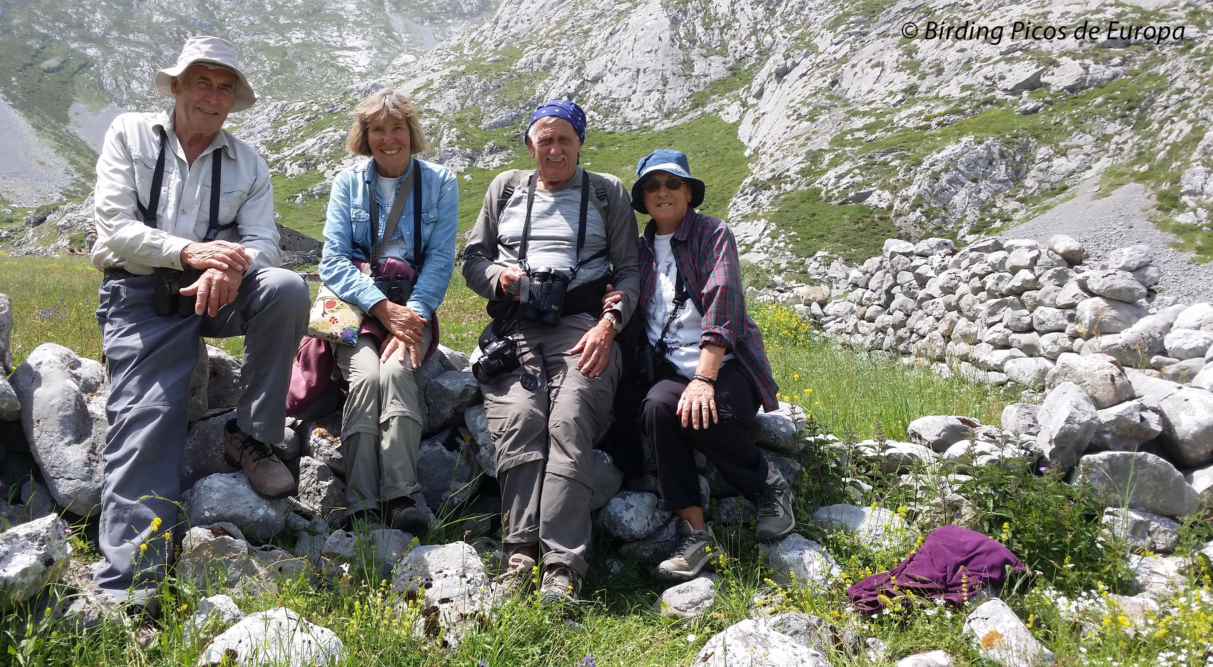 Escapada Ornitológica al Parque Nacional de los Picos de Europa